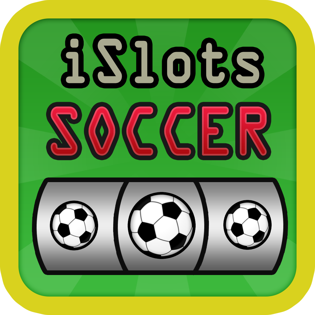 iSolts The Soccer Pro Version ( Party Slot Machine for Every One )